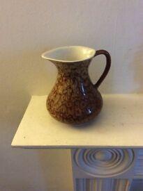 Mid century water jug