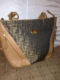 Original fendi handbag