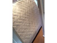 Brand new king size mattress. Bonnell spring and memory foam. 20cm deep.