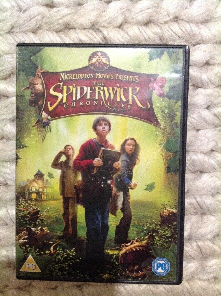 SpiderWick DVD film
