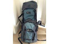 Rucksack/Backpack-MACPAC GENESIS 80 Ltr