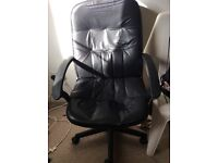 Computer chair must go..