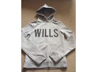 Jack Wills hoodie. for sale  Falkirk