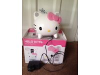 Hello kitty iPod docking station