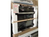 Beko intergrated single oven. £250. NEW 12 month Gtee