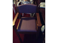 Commode chair - very clean and good condition