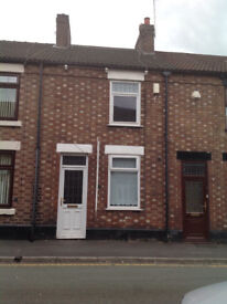 RUNCORN (Greenway Road AREA) LARGE Mid Terrace - Unfurnished - Two Bedrooms