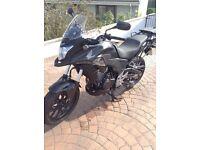 Honda CB500X 2014, 2100 miles