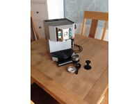 La Pavoni espresso machine.