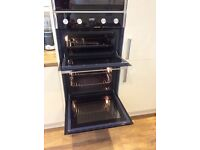 Cooke and Wilson double oven and grill only 18 months old in excellent condition. A must see