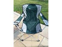 Portable garden/camping chair