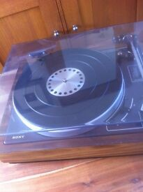 Sony 5011 turntable