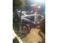 Electric bike and mountain bike