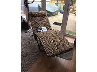Massage chair and mattress