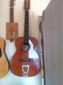 12 string EKO guitar £120