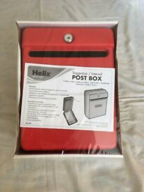 BRAND NEW AND BOXED Helix Suggestion box / post box