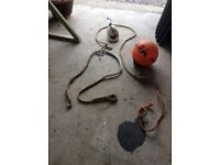 Mooring Tackle for sale suitable for 6 metre boat