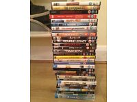 Dvd bundle, 34 films