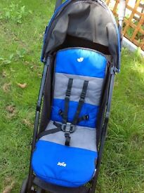 Joie nitro pushchair inc raincover