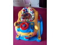 Mamas and Papas Car Walker in excellent condition