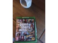 GTA 5 Xbox one game
