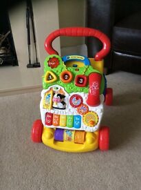 Vetch baby walker great condition