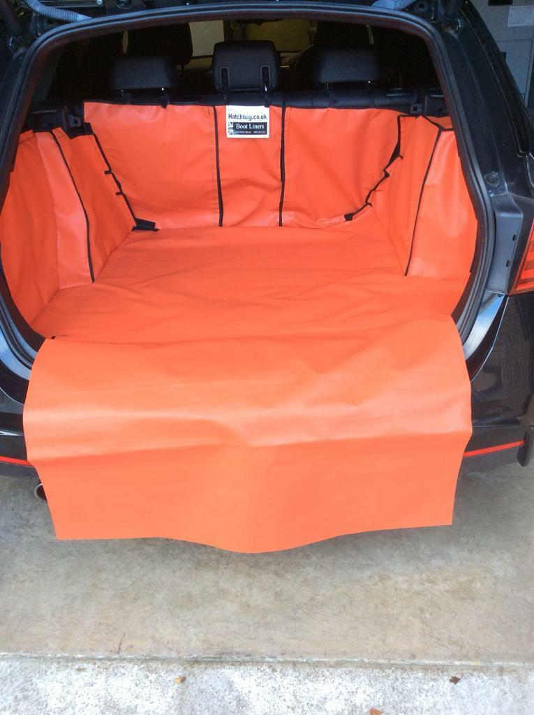BMW, hatchbag fitted boot liner