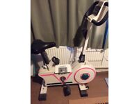 Exercise bike tension adjuster and read out collect only will dismantle