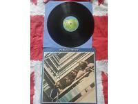 The beatles original blue record vinyl.67-70 vgc