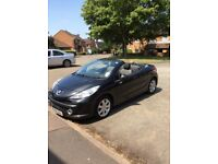 ***PEUGEOT 207cc SPORT Convertible*** not 206 106 107