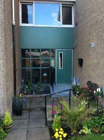 1 bedroom first floor flat to rent johnston st airdrir