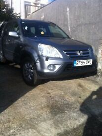 HONDA CRV 1- CTDI SPORT. GOOD ALL ROUND CONDITION. PRICED REALISTICALLY TO SELL.