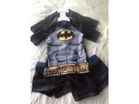 Boys Batman swimwear