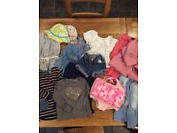 Large Bundle of baby aged 9-12 and 12-18 months