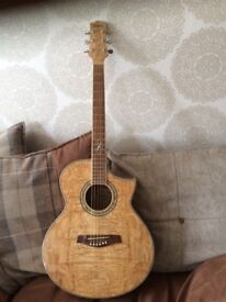 Grab a bargain. Ibanez electric / acoustic guitar in mint condition. Cost £400 will sell for £200