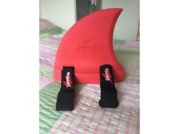 Genuine Swimfin red very good condition