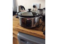 Murphy Richards Slow Cooker - As New. Unwanted Gift