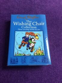 The wishing chair collection book