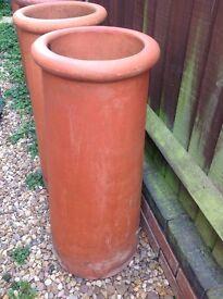 Reclaimed Chimney Pots circa 1898