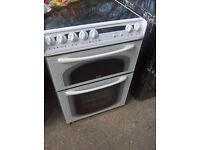 white electric Ceramic cooker 60cm...free delivery