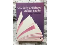 Early childhood studies BOOK - UEL early childhood studies reader