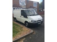 ***FORD TRANSIT SWB 2005 BARGAIN***first to see will buy