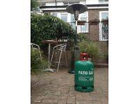 Patio Heater Bottle (empty)