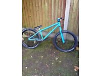 NS Bikes Holy 2 Dirt Jumper
