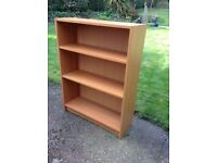 BOOKCASE Teak Veneer from IKEA
