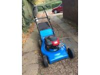 Petrol lawn mower. Briggs and Stratton.