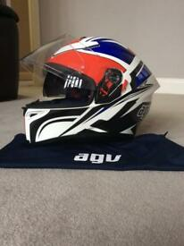 AGV K5 crash helmet