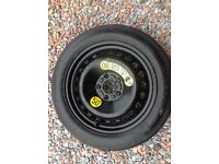 Ford space saver wheel suitable for C-Max and Grand C-Max Brand New