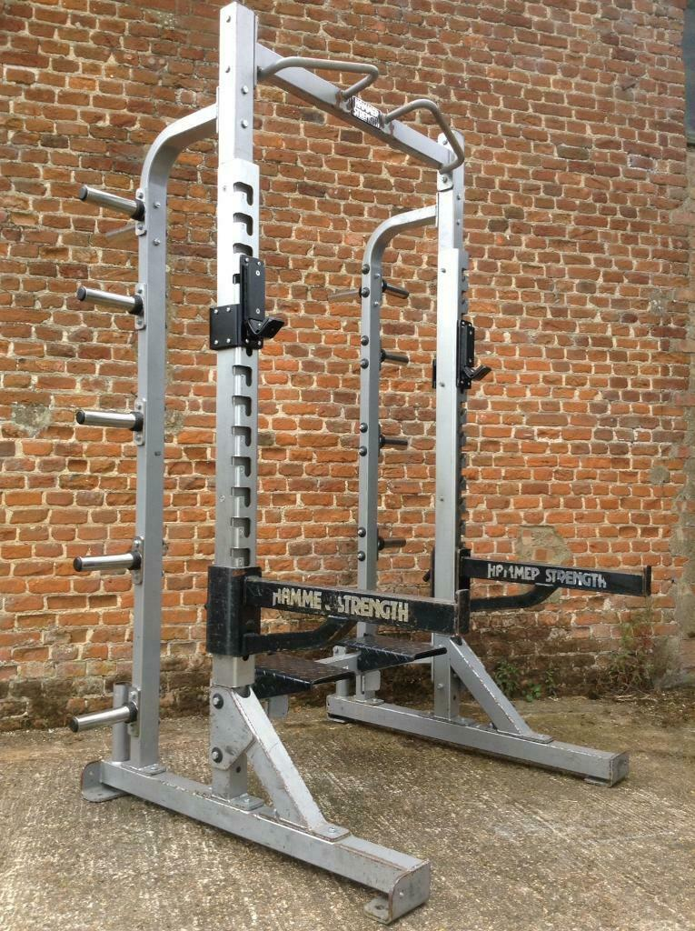 Hammer Strength Half Rack (Delivery Available) | in Norwich, Norfolk |  Gumtree
