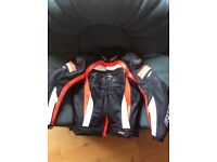 RST Motorbike Leathers and Boots - pro- series